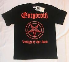 Gorgoroth Twilight of the Idols large t-shirt