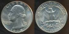 United States, 1978-D Quarter Dollar, Washington - Uncirculated