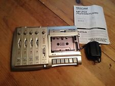 Tascam Portastudio MF-P01 Cassette Player Recorder