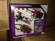TRANSFORMERS E-HOBBY G1 INSECTICONS CLONE Army Diaclone Reissue Limited Rare New