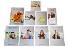 Weight Watchers Mein Kit de débutant Plan complet Guide Sattmacher Liste