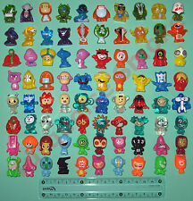 20 MINI Gogos Crazy Bones Evolution Series 2 (from Mega Metropolis)