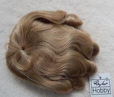 Puppenperücke von Rayher Korkenzieher Schillerlocken KU ca. 22-25 cm - blond