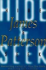 Hide and Seek by James Patterson (1995, Hardcover)