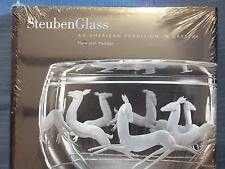 BOOK STEUBEN GLASS AN AMERICAN TRADITION IN CRYSTAL MARY JEAN MADIGAN ABRAMS GLA
