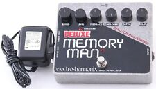 Electro-Harmonix Deluxe Memory Man Delay Guitar Effects Pedal PD-4330