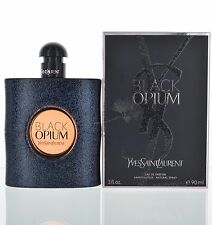 Black Opium by Yves Saint Laurent for Women Eau de Parfum 3 oz 90 ml Spray