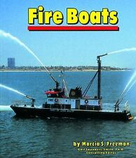 Fire Boats (Community Vehicles)