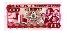Mozambique ... P-132a ... 1000 Meticais ... (1983) ... *UNC*