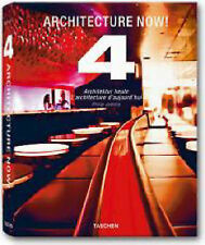 Architecture Now: v. 4 (Midi), Jodidio, Philip Paperback Book