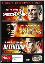 The Mechanik/Bridge Of Dragons/Detention (DVD, 2009, 3-Disc set) LIKE NEW .. R 4