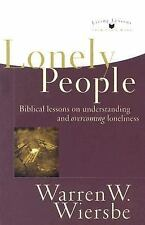 Lonely People: Biblical Lessons on Understanding and Overcoming Loneliness (Livi