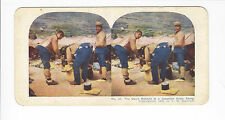 Ingersoll Stereoviews: Port Arthur #22, Day's Rations in a Japanese Army Camp
