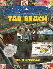 Kids cool paperback gr K-2:Tar Beach,Faith Ringgold-dreams of flying over Harlem
