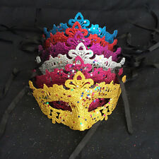 Venetian Party Eye Mask  Masquerade Ball Carnival Fancy Ball Costome 6 colors