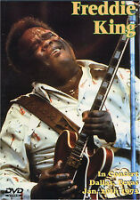 Freddie King In Concert  Dallas Jan 20 1973 DVD Guitar