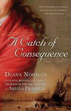 A Catch of Consequence (Makepeace Hedley), Norman, Diana, 0425190153, Book, Acce