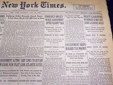 1932 JULY 28 NEW YORK TIMES - WALKER TAX INQUIRY DROPPED - NT 4059