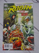 Robin #165 (Oct 2007, DC) Bagged and Boarded - C1350