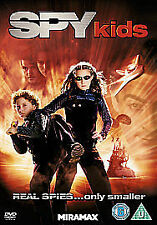 Danny Trejo, Antonio Banderas-Spy Kids DVD NEW