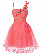Short/Mini Homecoming Prom Graduation Dresses Party Cocktail Ball Gown SIZE 4-18