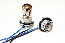 Sockel LED Lampe Birne Fassung Blinker Bremslicht 1x Ba15S BA-15S Lampenfassung
