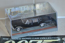ZIL-117 from 'CASINO ROYALE'  - JAMES BOND CAR COLLECTION 1:43