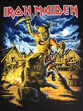 IRON MAIDEN NORDIC EVENT 2014 TOUR Shirt XL with dates