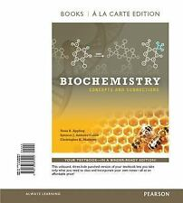 Biochemistry : Concepts and Connections, Books a la Carte Edition by Spencer...