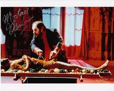 MICHAEL GAMBON Signed 10X8 Colour Photo