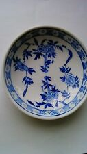 Chinese porcelain tiny plate tray QIANGLONG mark