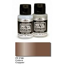 Vallejo 32ml Metal Color - Copper # 77710