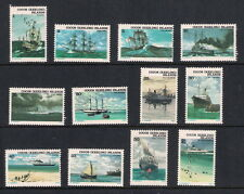 Cocos (Keeling) Islands 1976 Ships, SG20/31, unmounted mint