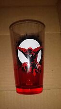 Daredevil the Man Without Fear Pint Glass Two Tone Joe Quesada Marvel 2014