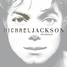 * MICHAEL JACKSON - Invincible (GREEN COVER)