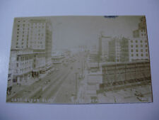 USA165 - PACIFIC ELECTRIC RAILWAY TROLLEY POSTCARD - LONG BEACH California USA