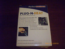 PERFECT SOLUTIONS PLUG-N-HEAT 14oz THERMAL MUG keep your favorite drink hot!
