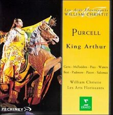 Purcell - King Arthur / Gens, McFadden, Piau, S. Waters, J. Best, Padmore, Pat..