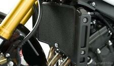 R&G BLACK RADIATOR GUARD for YAMAHA FZ1-S FAZER 1000 FAIRED, 2006 on