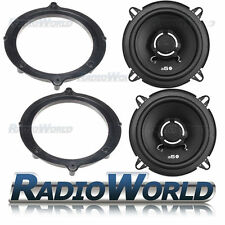 "Audi A4 B5 Front Door Vibe Slick 420w 5.25"" 130mm Speaker Upgrade Kit SAK-1104"