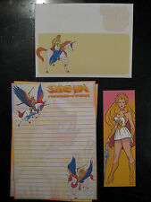 She-Ra Stationary paper envelopes Swiftwind Princess of Power Adora Spirit