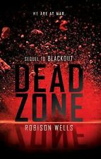 Robison Wells - Dead Zone (2015) - New - Trade Paper (Paperback)