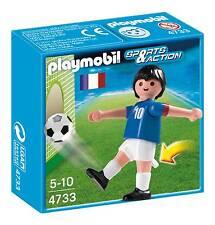 "Playmobil® 4733 - Fußballspieler ""Frankreich"" Fußball Trikot Nr. 10 - NEU !"
