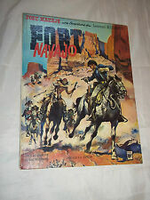 "BD ""BLUEBERRY -  FORT NAVAJO"" GIRAUD & CHARLIER (1968) 2e EDITION"