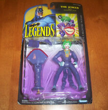 LEGENDS OF BATMAN The Joker-1994 - Kenner Toy Packaged DC Collector's Card NEW