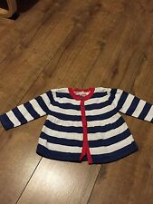 Girls NEXT Cardigan 6-9 months , IMMACULATE, Worn once