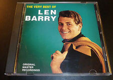 "LEN BARRY ""The Very Best Of Len Barry"" (CD 1994) 11-Tracks ***GREAT SHAPE***"