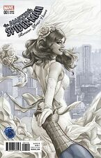 Amazing Spider-Man Renew Your Vows #1 Now Legacy Edition Artgerm Copic Variant