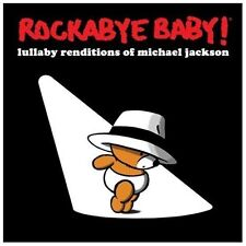 MICHAEL JACKSON ROCKABYE BABY! LULLABY RENDITIONS CD NEW SEALED LOWEST PRICE!!
