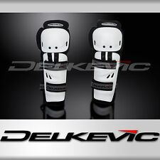 Delkevic Knee Pads/Guards Skate Boarding, BMX, Biking